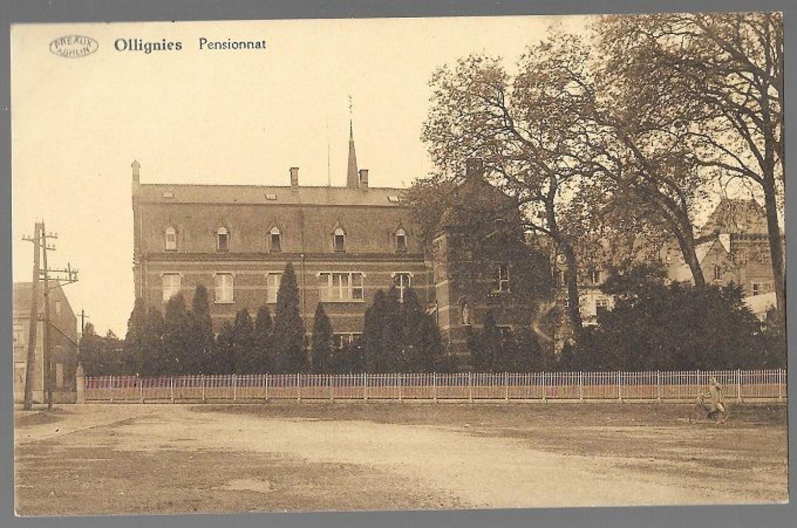 Ollignies ( Lessines ) Une Vue Du Pensionnat - Unclassified