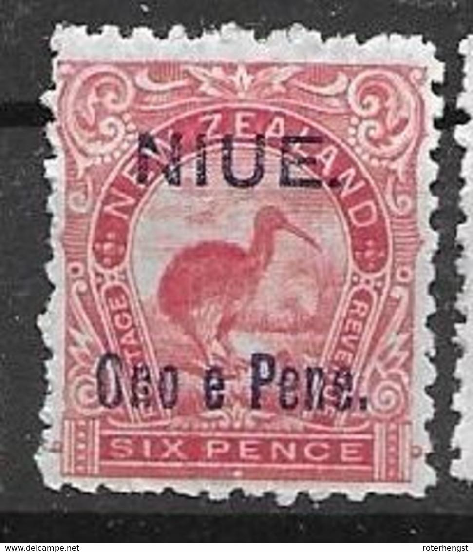 Niue Mh* 20 Euros 1903 - Niue