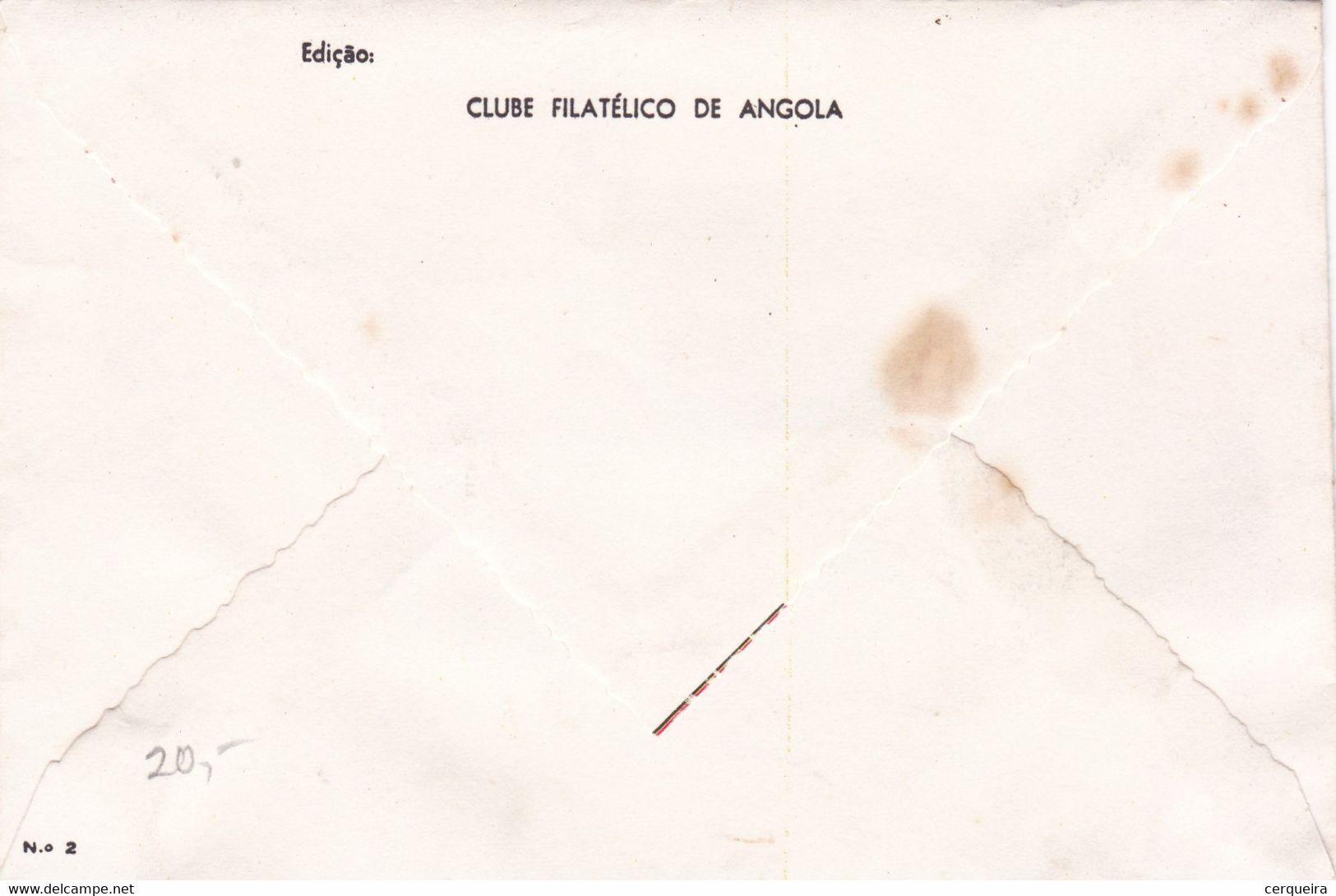 INDEPENDÊNCIA-ANGOLA 1975 - Sin Clasificación