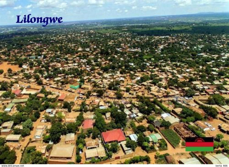 Malawi Lilongwe Aerial View New Postcard - Malawi