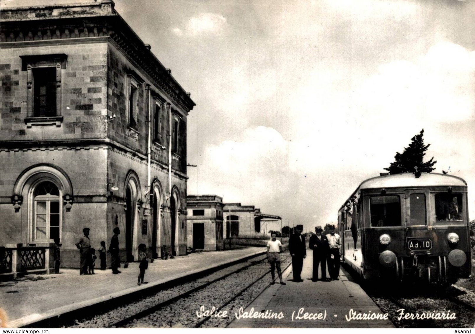 78870- Salice Salentino Lecce Stazione Ferroviaria - Unclassified
