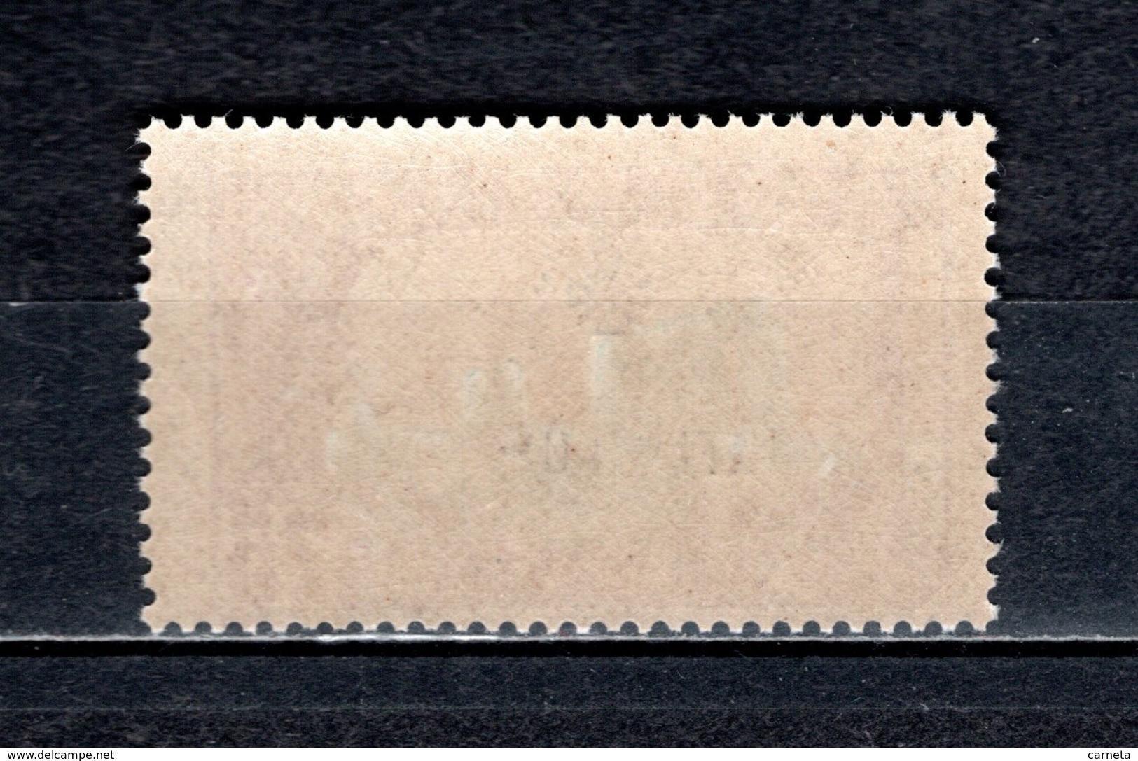 TUNISIE N° 92  NEUF SANS CHARNIERE COTE 9.40€      AQUEDUC - Unused Stamps