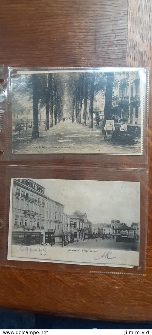 Lots De  28 Cartes Spéciales Charleroi - Charleroi