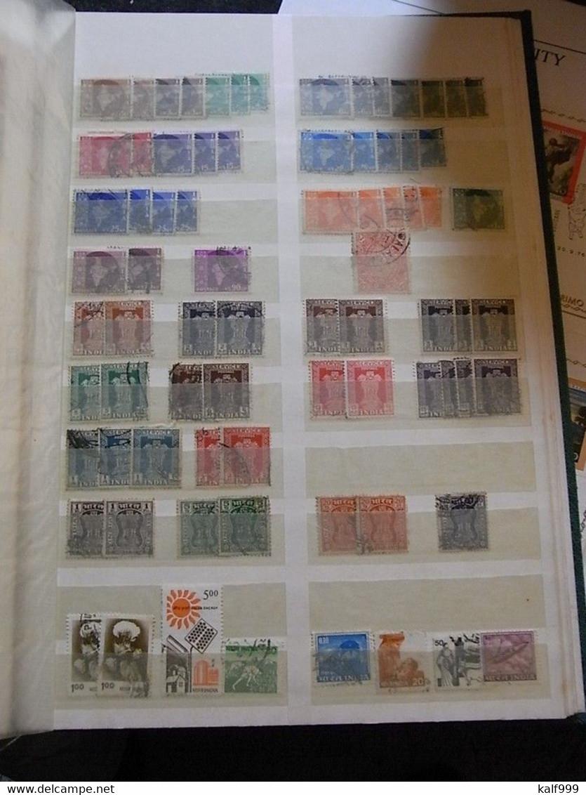 ✔️ ENORME VRAC DU MONDE CIRCA 10 KILO ! PARFAIT POUR VENDEUR/COLLECTIONEUR ! 350 PICS ! Depart 1 Euro ! - Lots & Kiloware (mixtures) - Min. 1000 Stamps