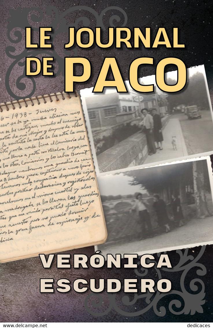 Le Journal De Paco, Par Verónica Escudero - Biographie