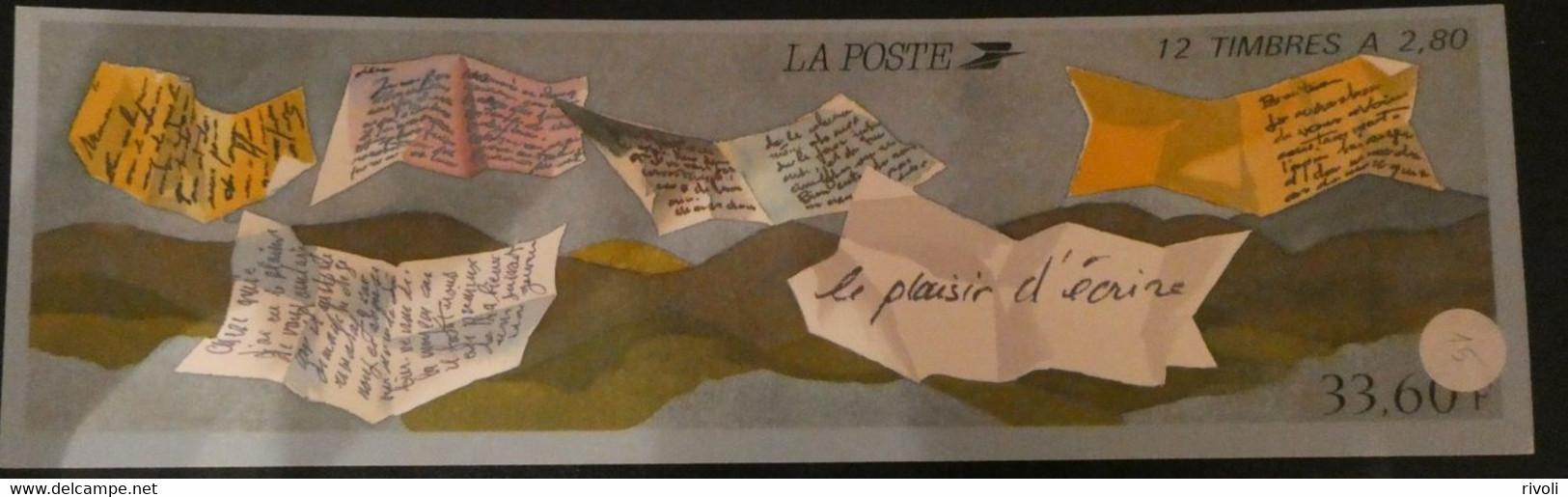FRANCE CARNET NEUF 1993 N° BC2848 Cote15e - Giornata Del Francobolli
