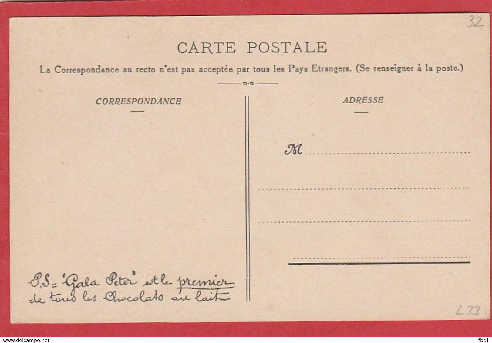 Gers - La Gascogne - Auch - St Vincent De Paul - Maréchal Lannes (Gala Peter) - Other Municipalities