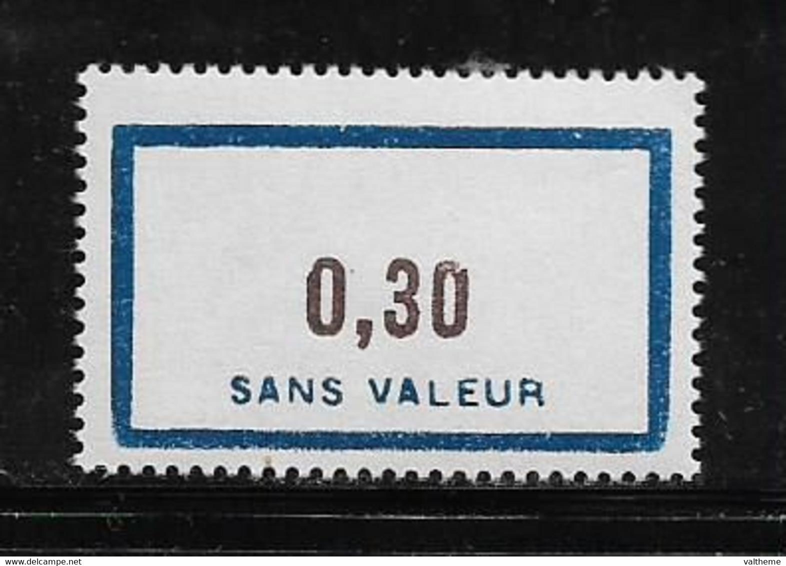 FRANCE  ( FFIC - 2 )  1961  N° YVERT ET TELLIER  N° F147   N** - Phantom