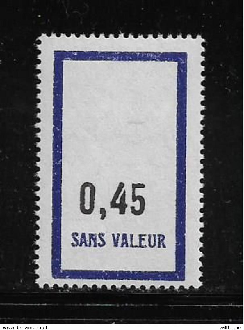 FRANCE  ( FFIC - 5 )  1961  N° YVERT ET TELLIER  N° F148   N** - Phantom