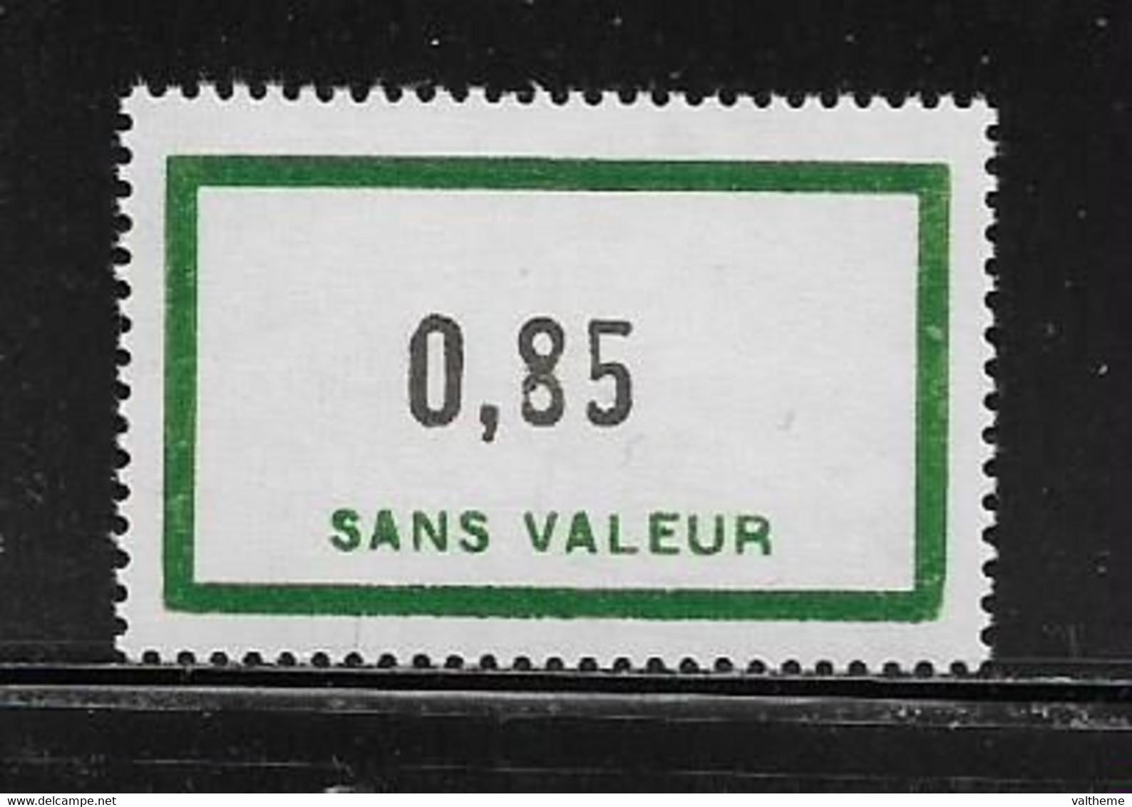 FRANCE  ( FFIC - 13 )  1961  N° YVERT ET TELLIER  N° F151   N** - Phantom