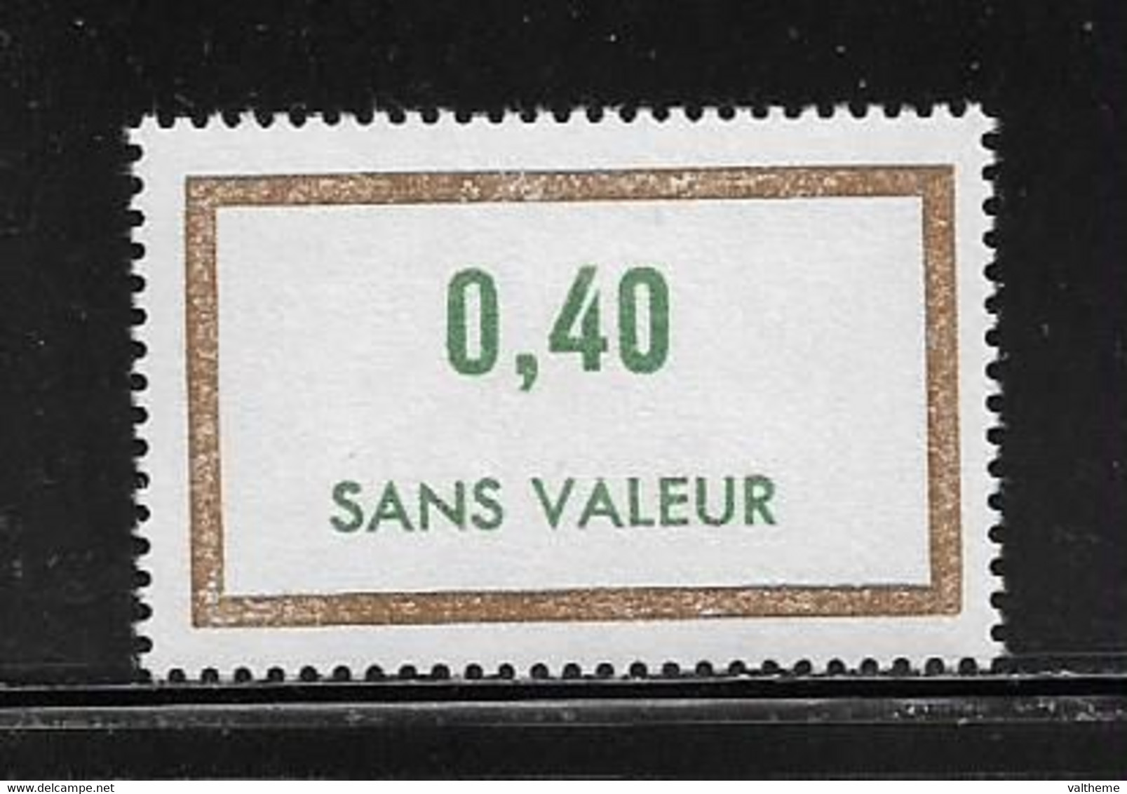 FRANCE  ( FFIC - 33 )  1969  N° YVERT ET TELLIER  N° F181   N** - Phantomausgaben