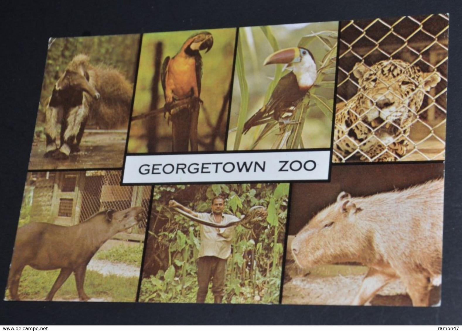 Georgetown Zoo - Guyana - Andere