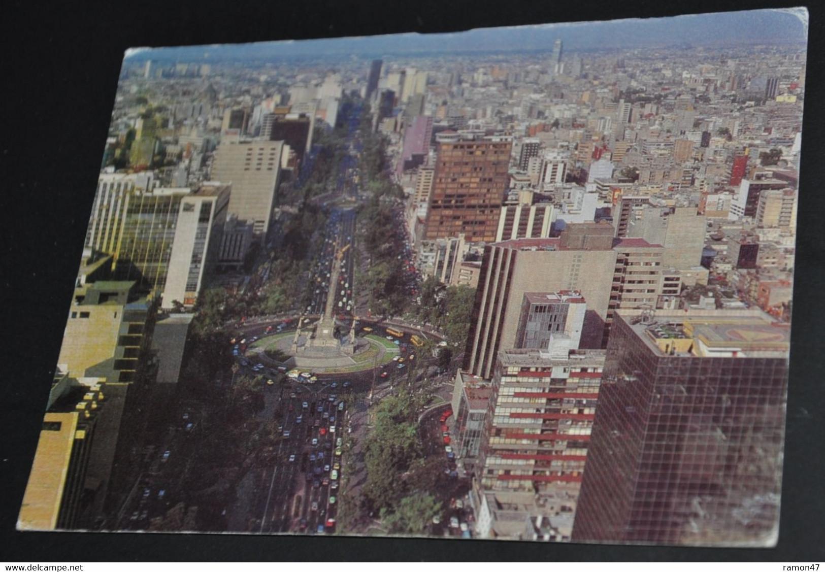 Paseo De La Reforma, Mexico-stad - Mexico