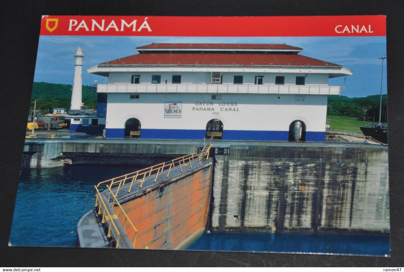 Esclusas De Gatun - Panama