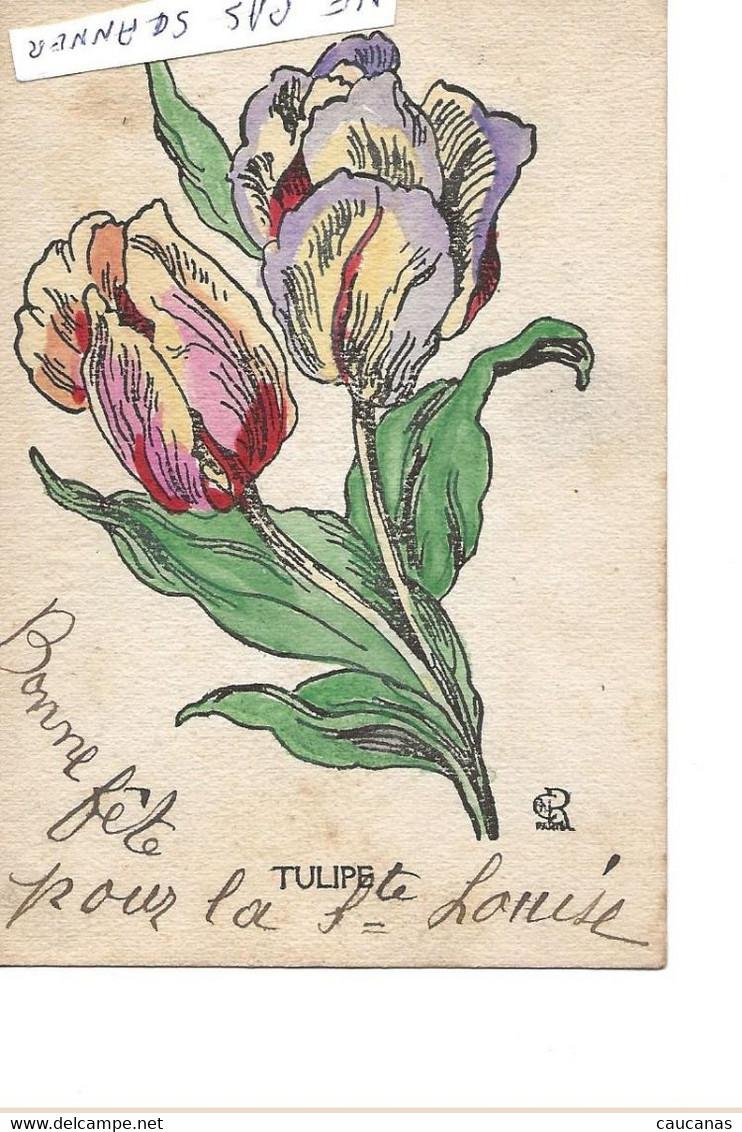 TULIPE - B. Bloemplanten & Bloemen