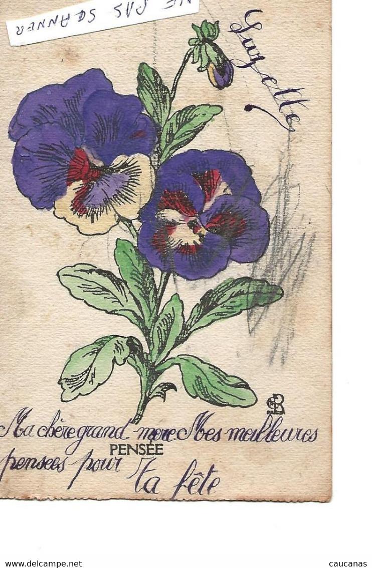 PENSEE - B. Bloemplanten & Bloemen