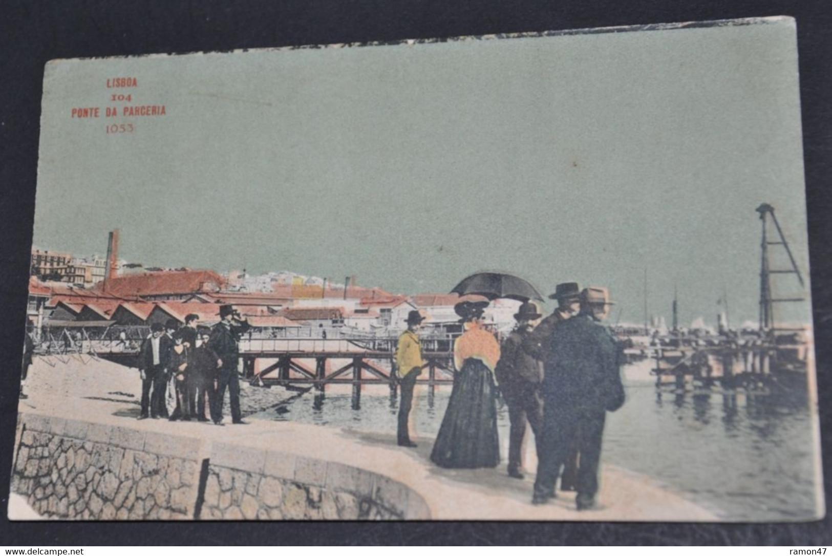 Ponte Da PARCERIA - Lisboa