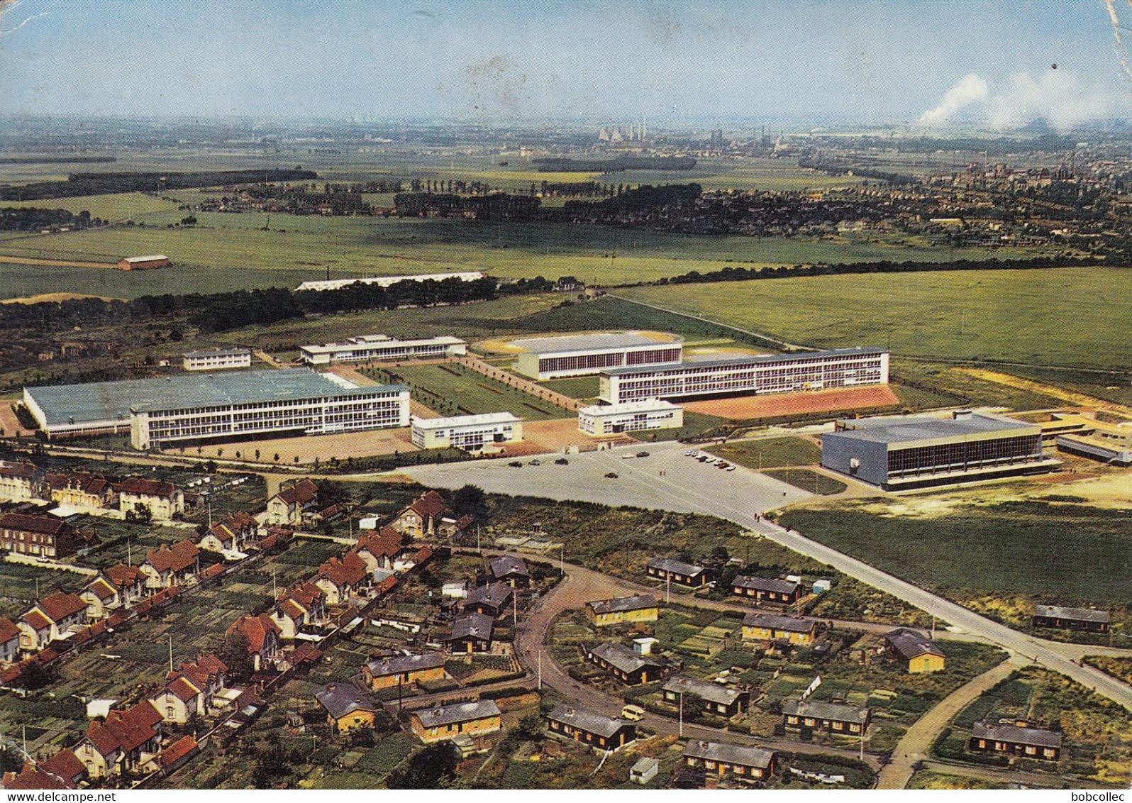 LENS (Pas De Calais): Vue Aérienne - Le Collège - Lens