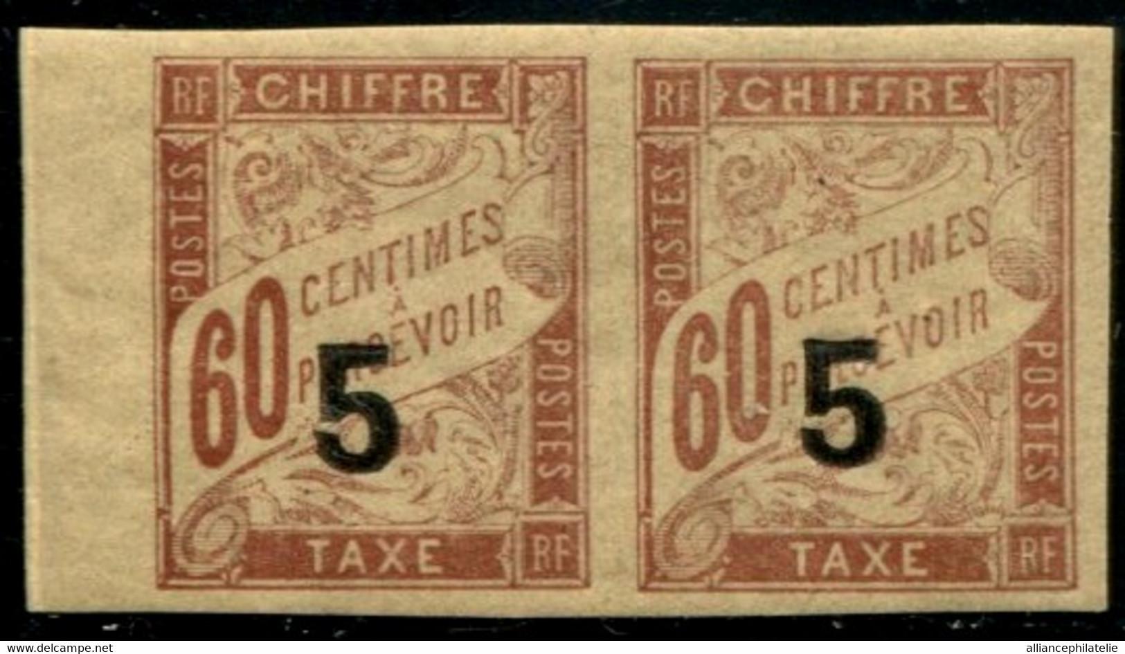 Lot N°A420 Colonies Indochine N°T1 Taxe Neuf * Qualité TB - Portomarken