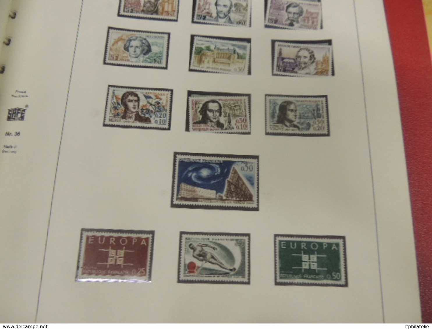 DESTOCK  Belle Collection 1960 à 1975 Assez Complète Qq Carnets Croix Rouge SAFE - Collections