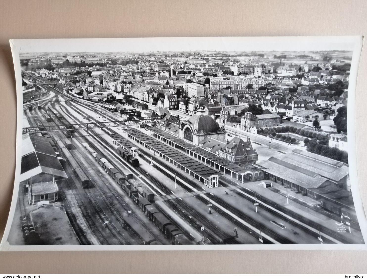 -Saint Brieuc-Le Quartier De La Gare-(Cotes D'Armor)- - Places