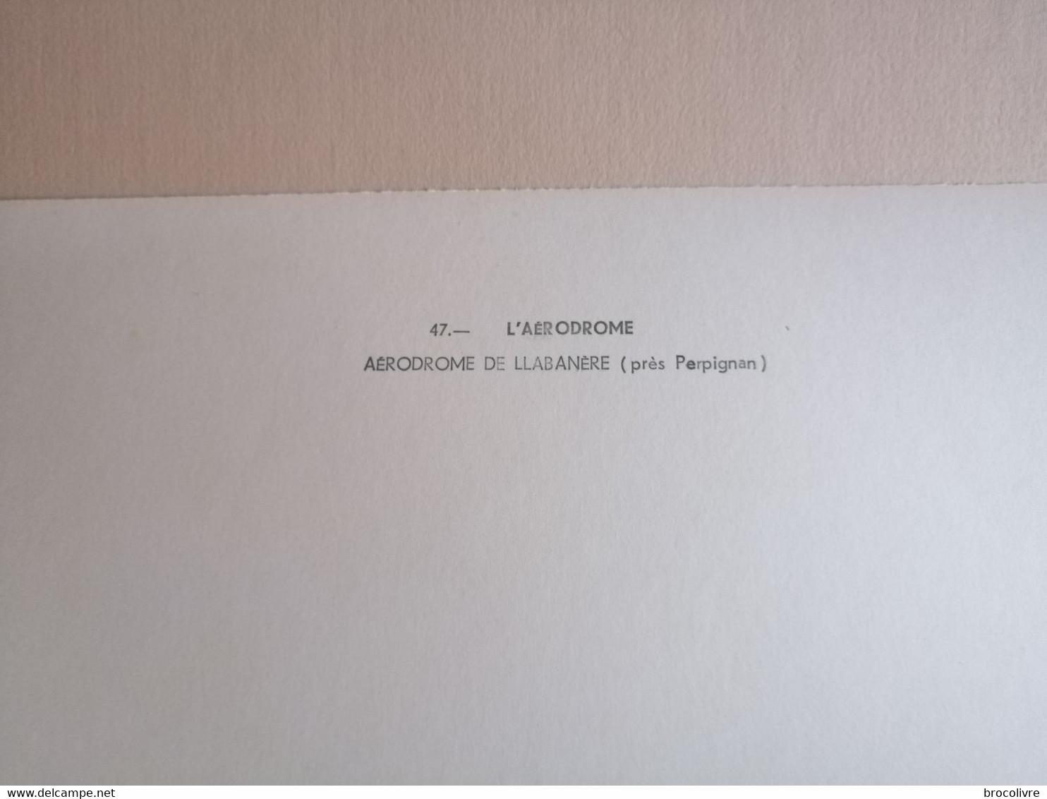 -L'aérodrome De Llabanére(prés Perpignan)- - Places