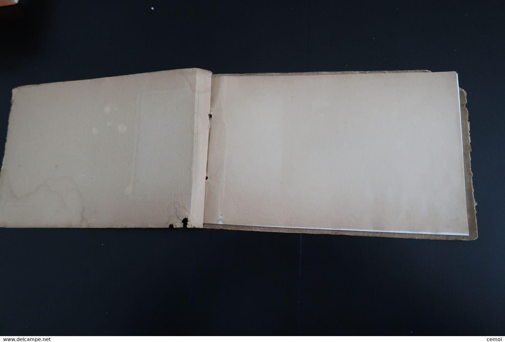 Carnet De 15 Photos Sur Papier Glacé De LAUSANNE Au Format 23,5 X 15,3 Cm - VD Vaud