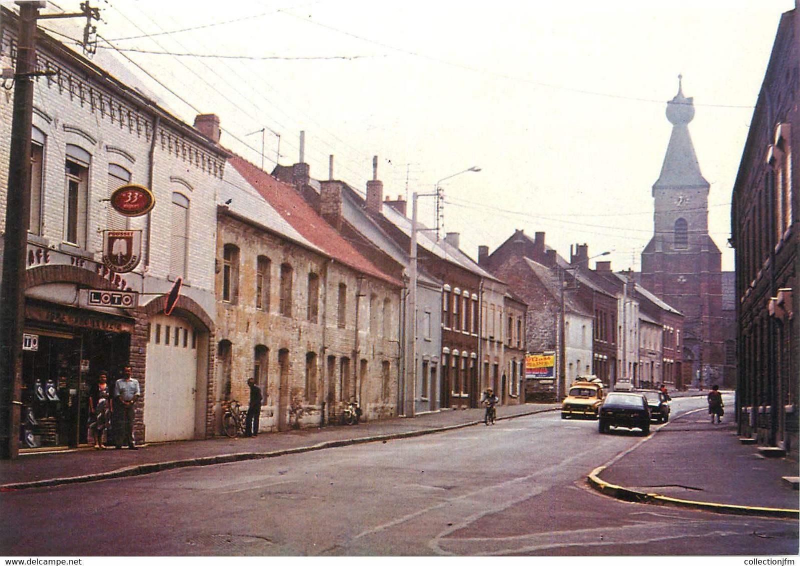 """CPSM FRANCE 59 """" Berlaimont, Rue Du 5 Novembre """" - Berlaimont"""