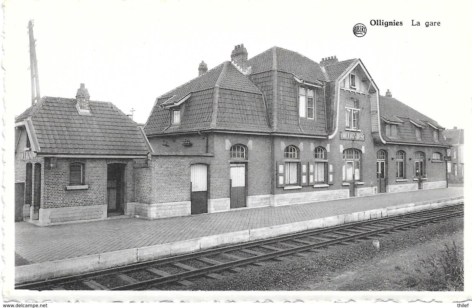 Ollignies NA9: La Gare - Lessines