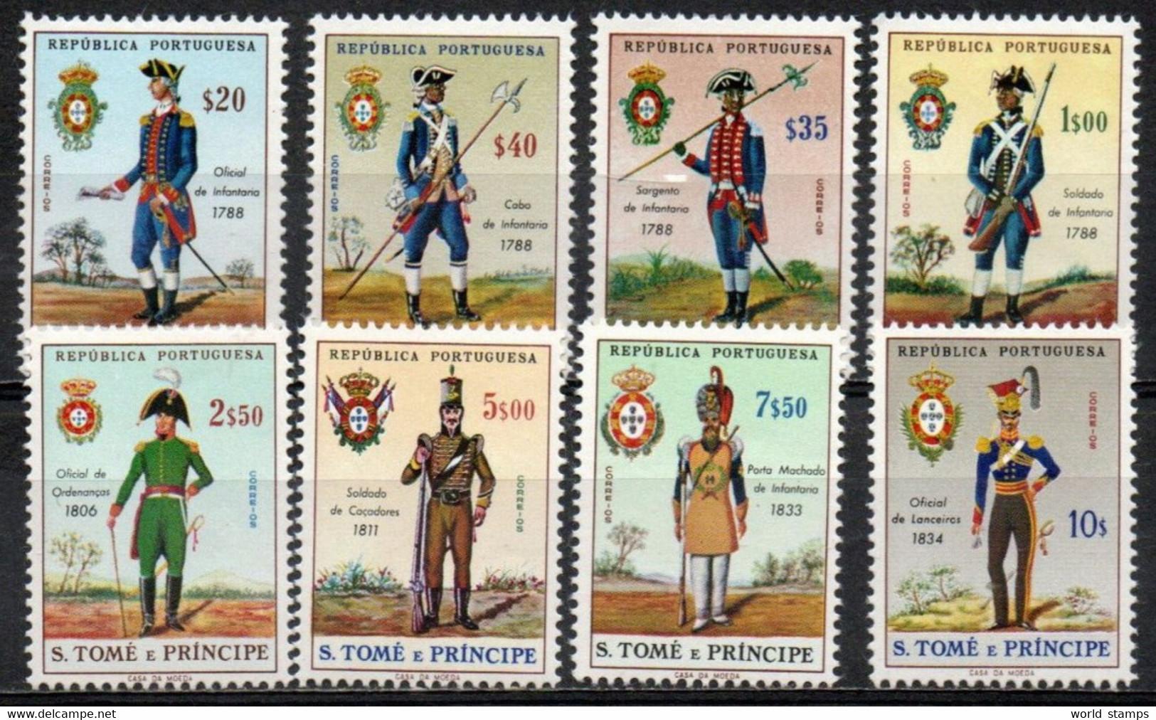 ST. THOMAS ET PRINCE 1965 ** - St. Thomas & Prince