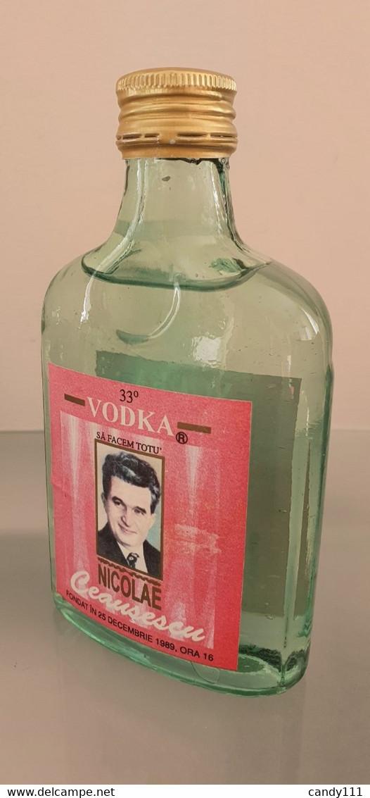 Vodka Nicolae Ceausescu 33% - Spirits