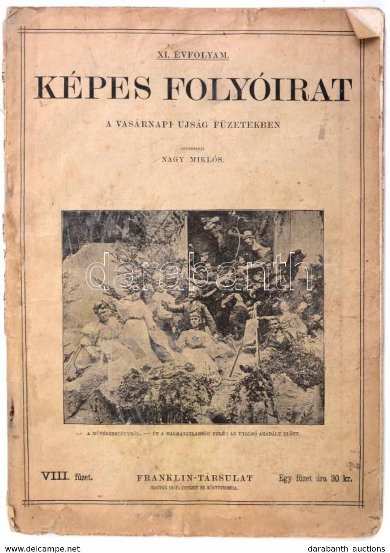 1897 Képes Folyóirat VIII. Füzet. - Zonder Classificatie