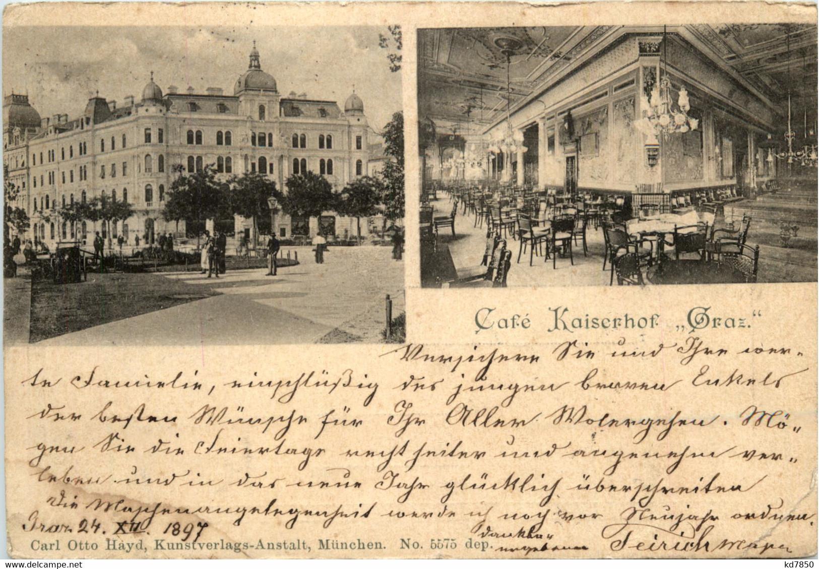 Cafe Kaiserhof Graz - Graz