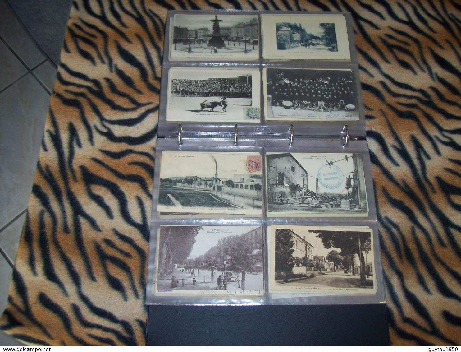 Superbe Album De 192 Cpa De Villes Villages Scénes De Vie - 5 - 99 Cartoline
