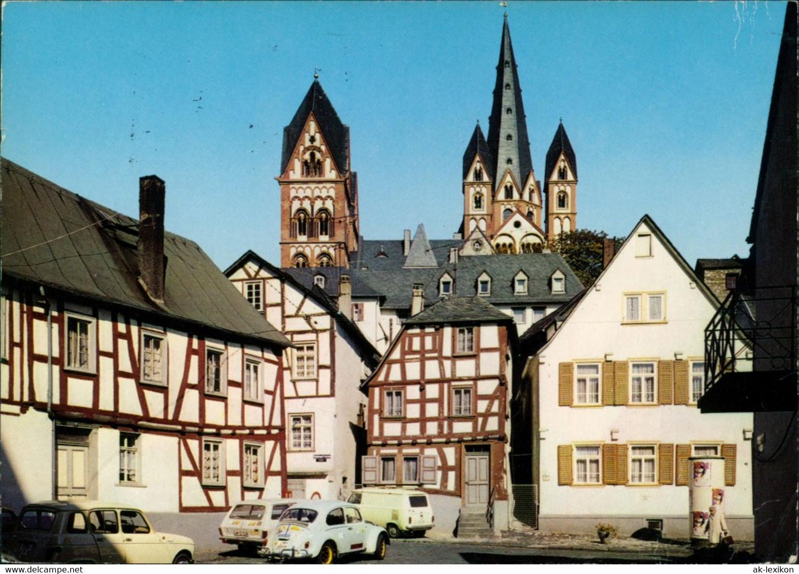 Ansichtskarte Limburg (Lahn) Roßmarkt Autos Ua. Volkswagen VW Käfer 1978 - Limburg