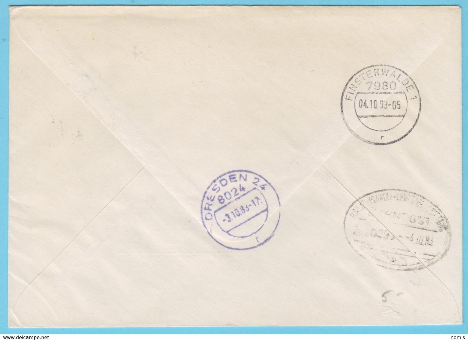 J.P.S. 31 - Allemagne - Compositeur - Oblitération - N° 43 - Wagner - Muziek