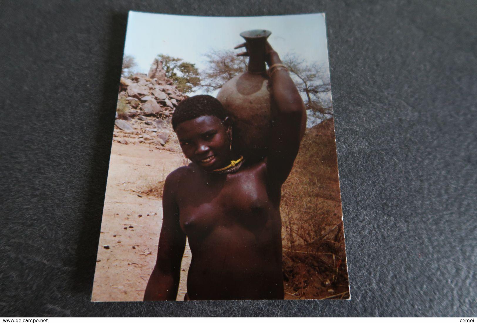 CP - OUDJILA - Nord Cameroun - Porteuse D'eau Podokwo - Camerún