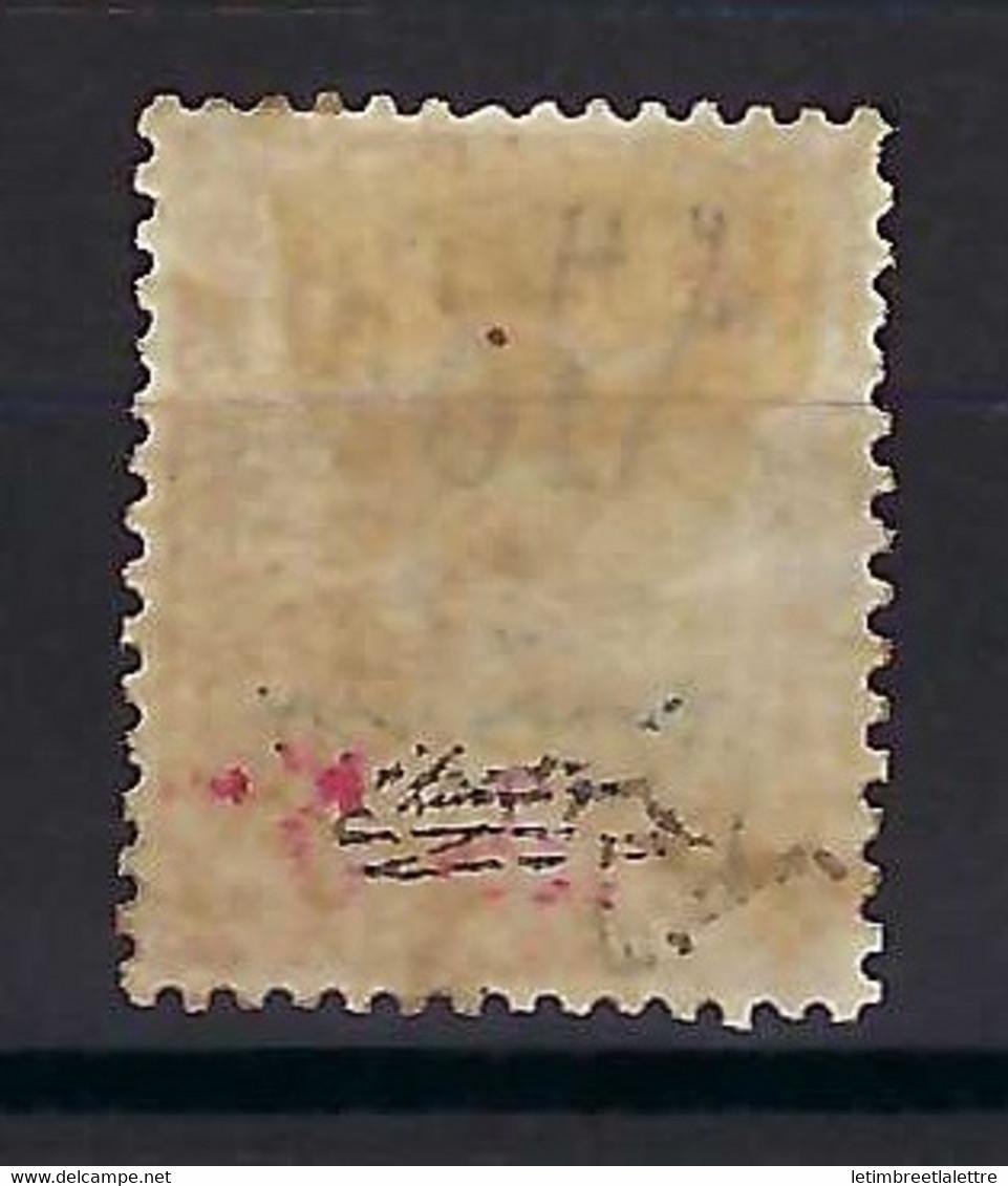 ⭐ Maroc - Croix Rouge - YT N° 56 * - Neuf Avec Charnière - Oujda - Signé Champion Et Brun - 1914 / 1915 ⭐ - Unused Stamps