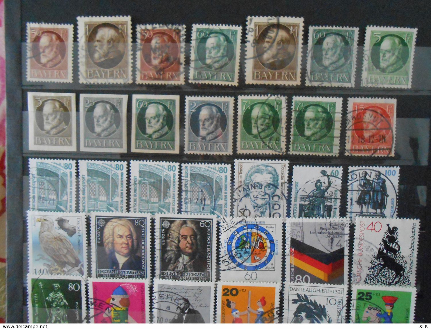 Allemagne- 1849/2013 - - Colecciones