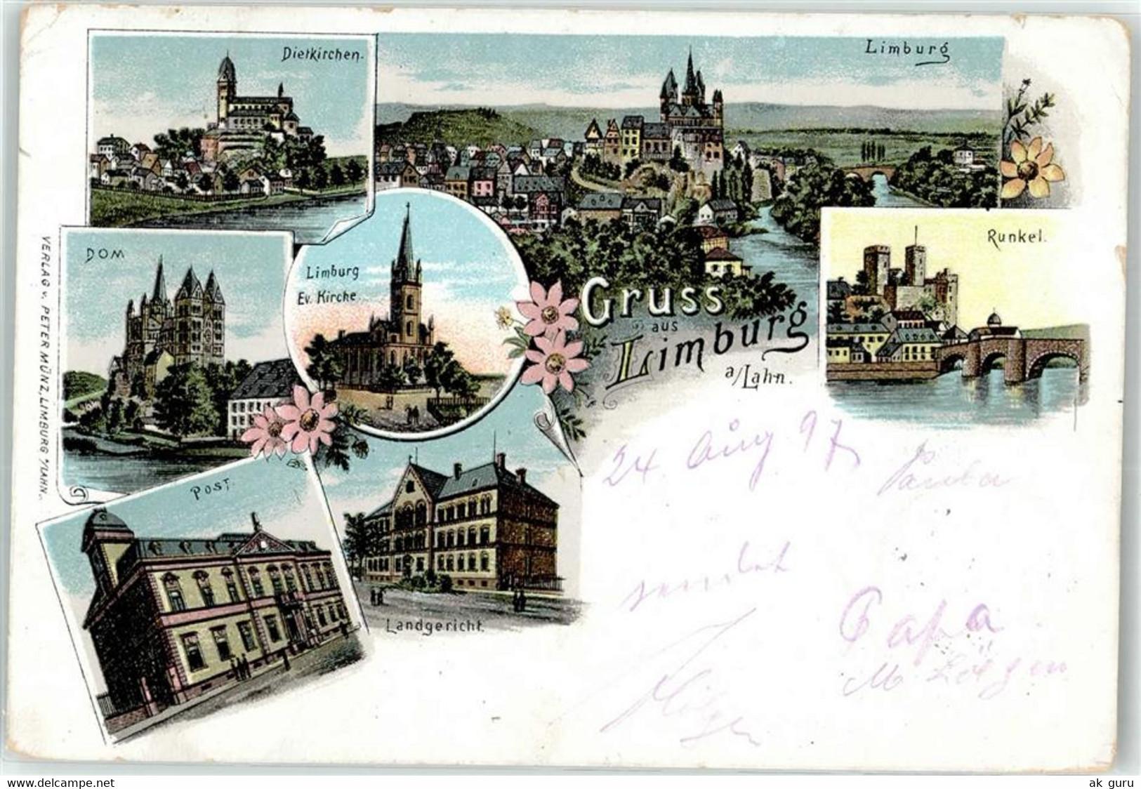 52877153 - Limburg A D Lahn - Limburg