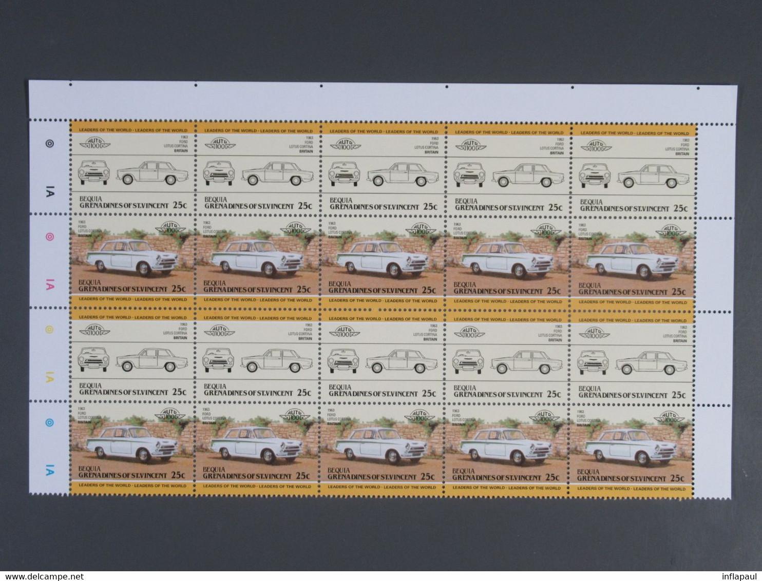 Karibik Nur Komplette Serien Per 10  - Karibik Only Complete Per 10 800,00 € Michelwert - Colecciones (sin álbumes)