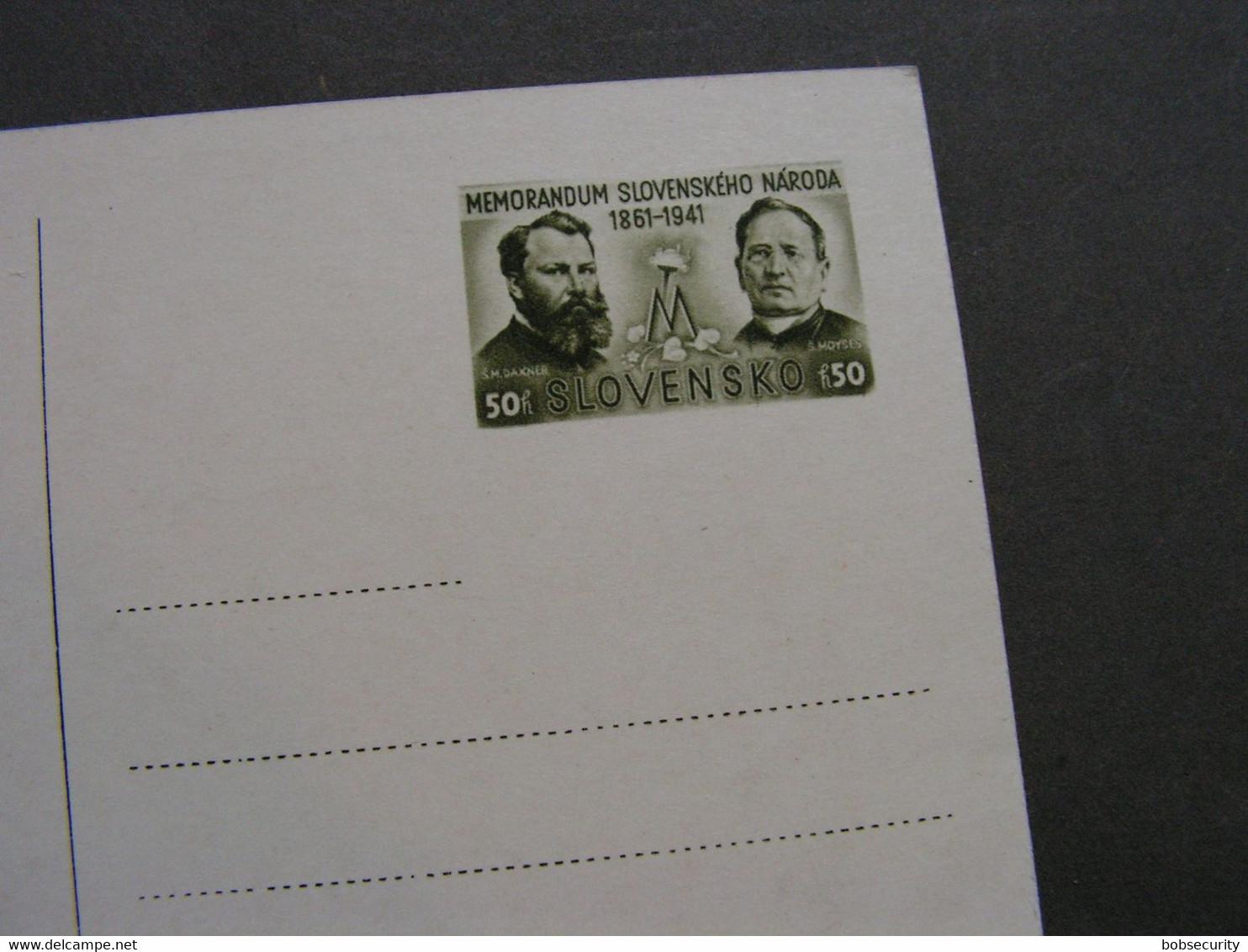 SK Karte 1941 - Postales
