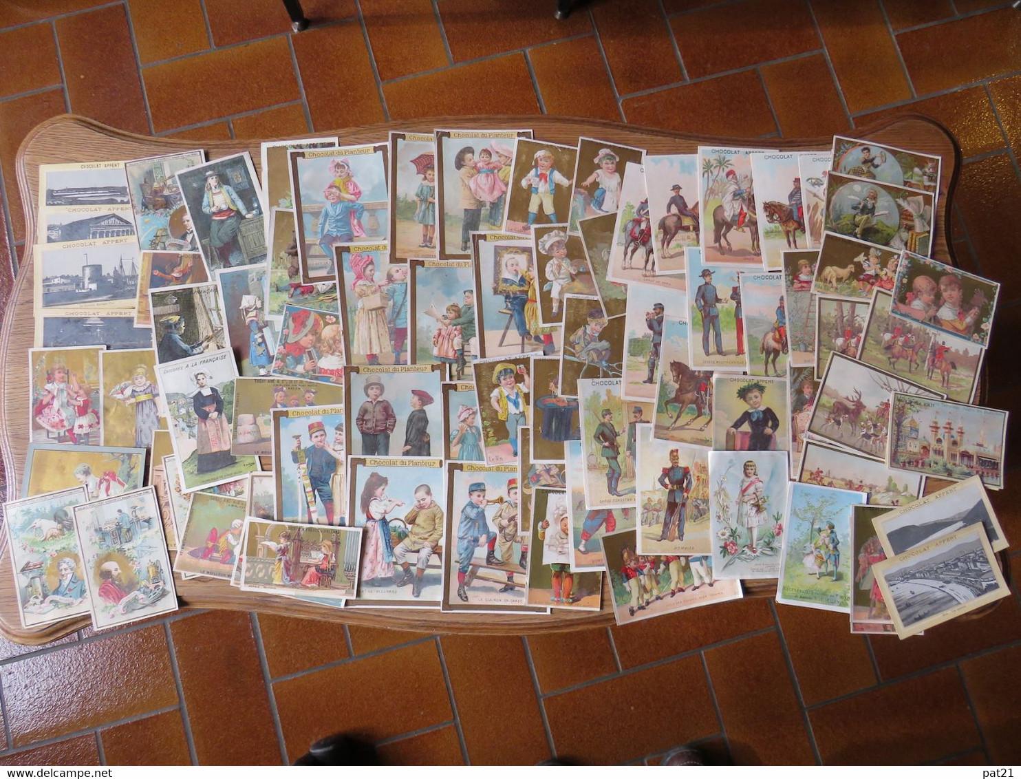 +/- 1kg De Chromos, Voir Photos     Port France 9,15€,     International 19€ - Other