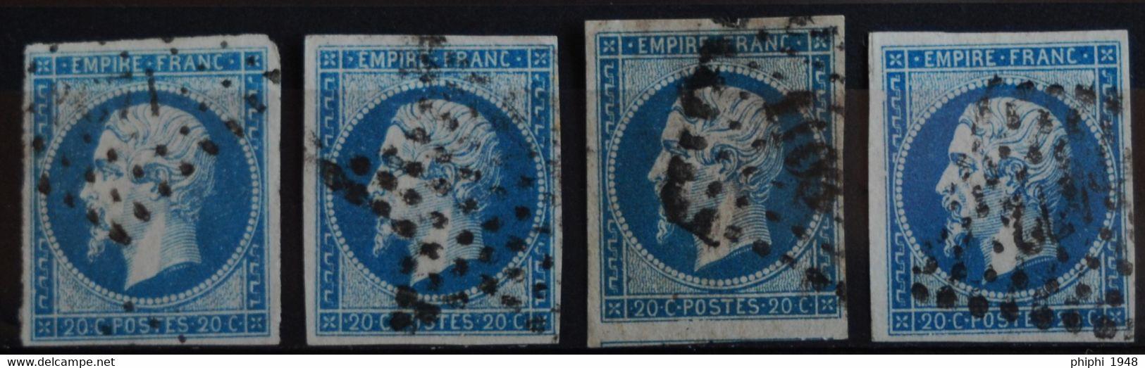 -N°14. - 1853-1860 Napoleon III