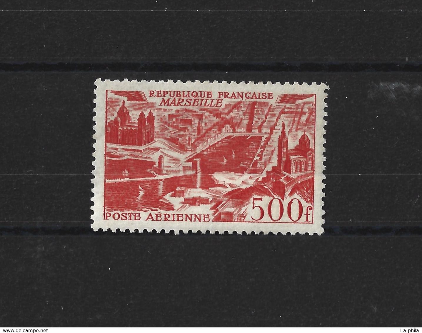 FRANCE 1949 - YT PA N°27 NEUF AVEC CHARNIERE * - 1927-1959 Mint/hinged