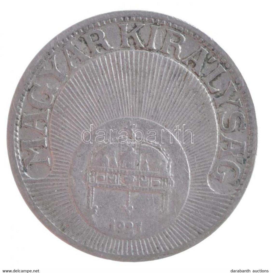 1927. 20f Cu-Ni T:2,2- Adamo P4 - Unclassified