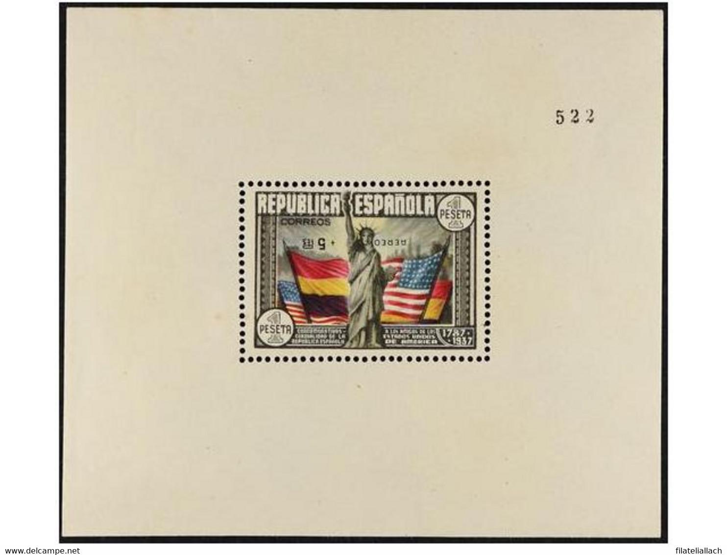 SPAIN: II REPUBLICA 1931-1939 - Non Classificati