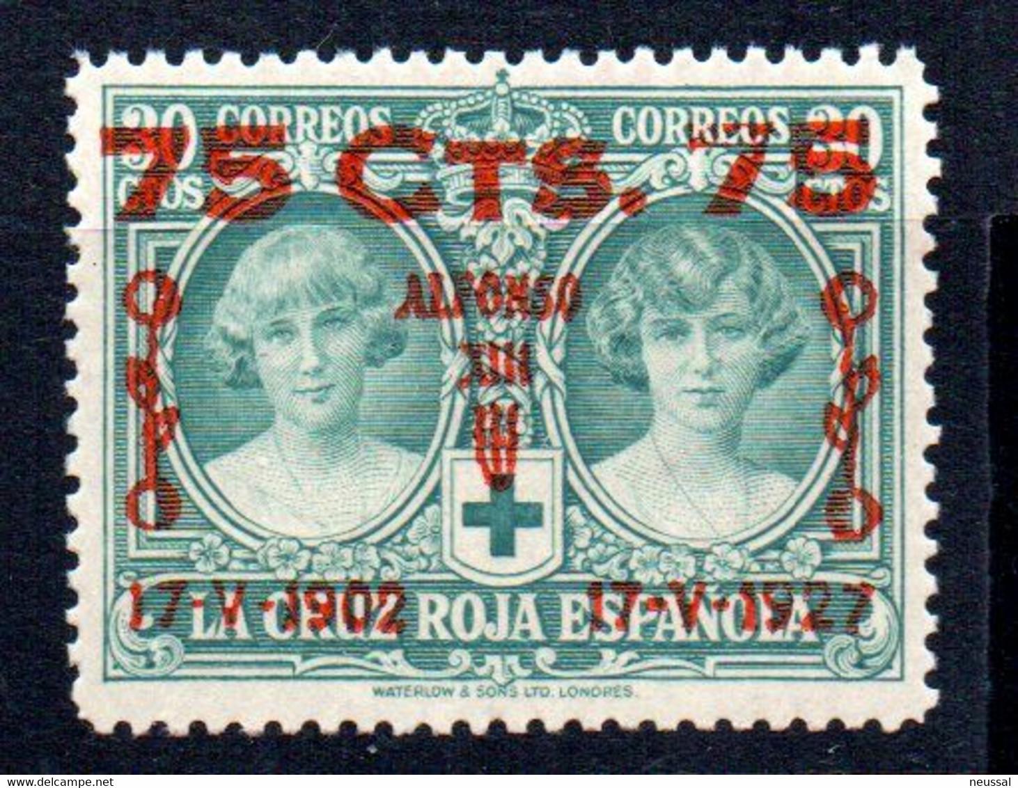 Sello Nº 381 España - Nuevos
