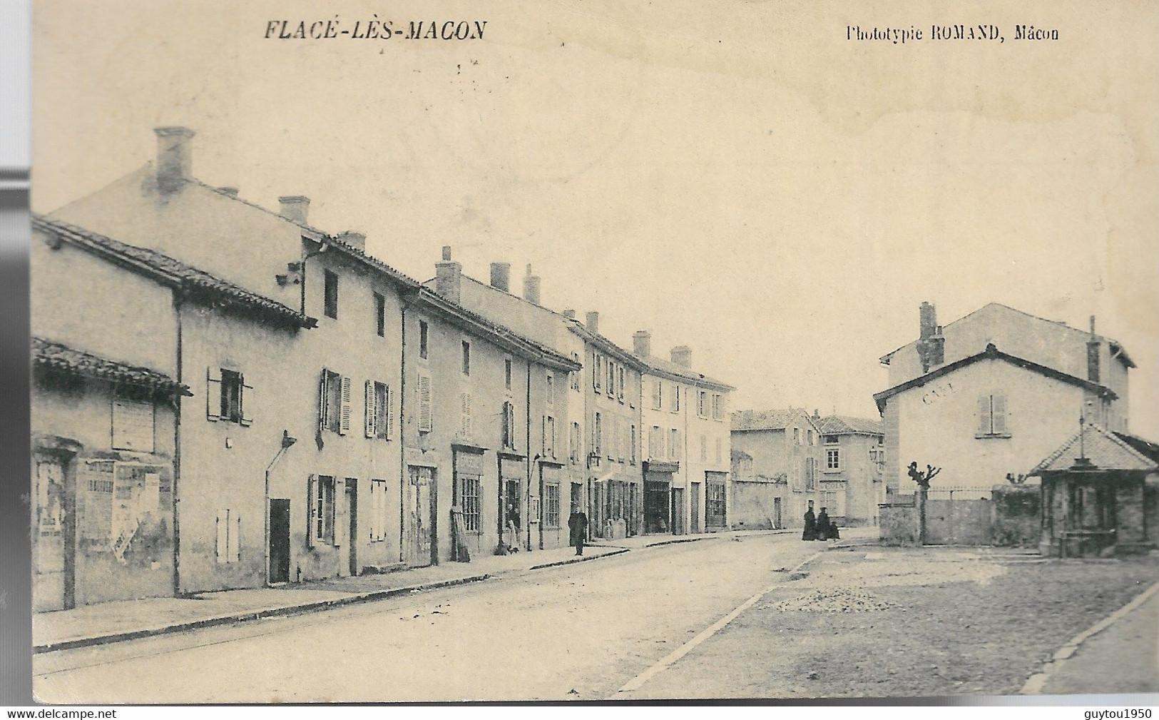Flacè Lès Macon - Andere Gemeenten