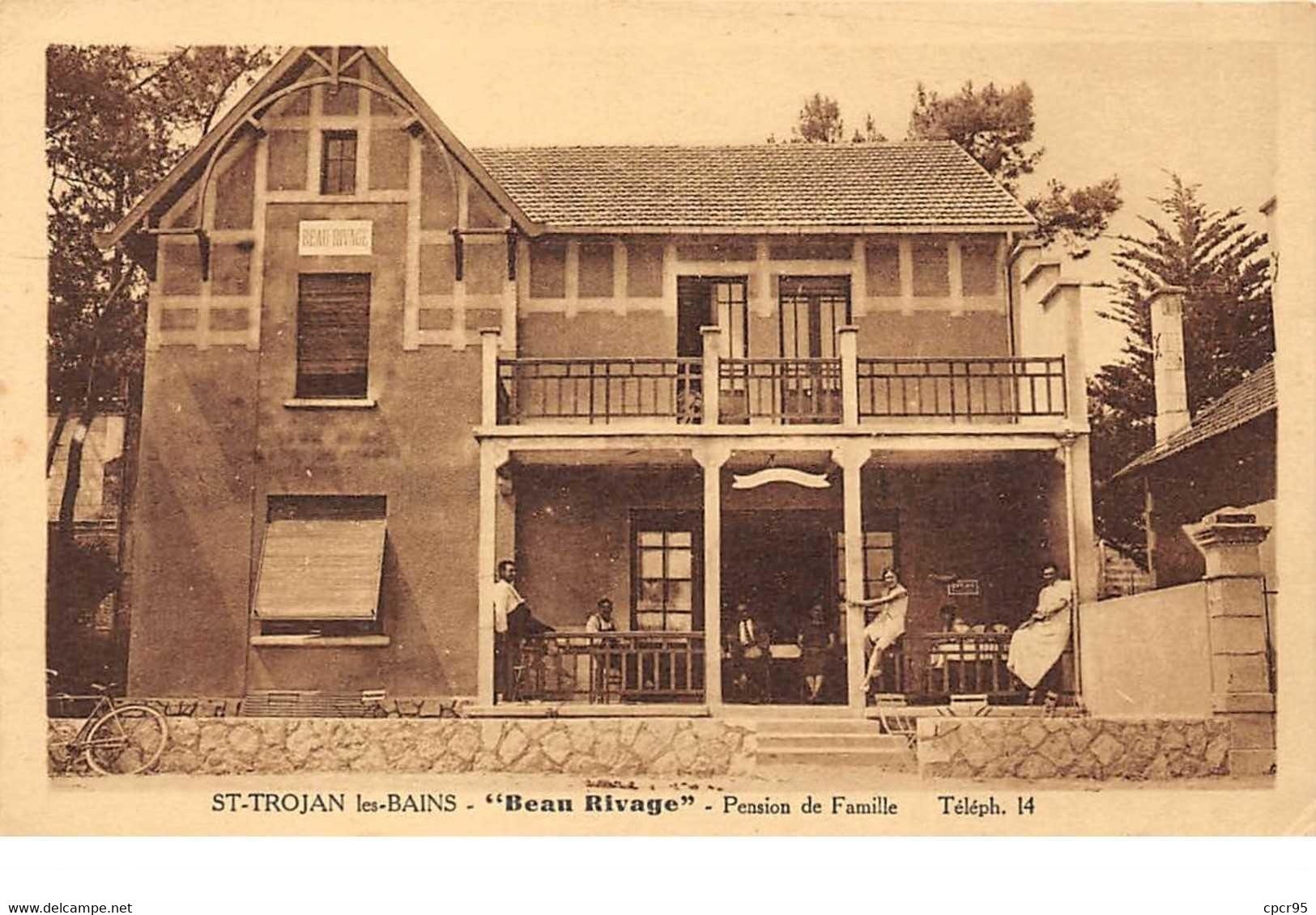 17.n°58428.saint Trojan Les Bains.beau Rivage.pension De Famille - Sonstige Gemeinden